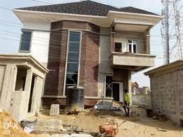 5 bedroom duplex for sale at agungi