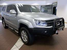 2014 VW Amarok 2.0 BiTDi Highline 132KW 4motion A/T D/C