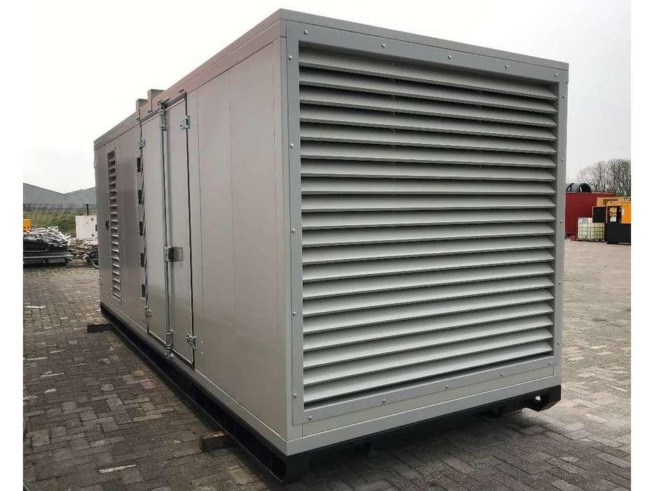 Perkins 4008TAG2 - 1.100 kVA Generator - DPX-19601 - 2019 - image 2