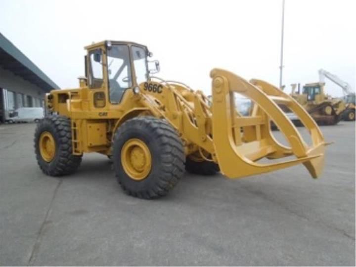 Caterpillar 966C + Log Clamp * Rebuilt * - 1979