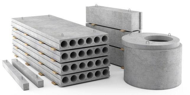 Железобетонные изделия: структура, производство, классификация