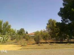 Building plot, Calvinia, 750m with trees