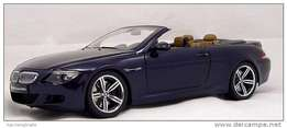 Diecast bmw M6 E64 convertible - 2nd hand, Pristine condition with box