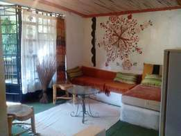 Naivasha - Furnished Two bedroom cottage for short term lease