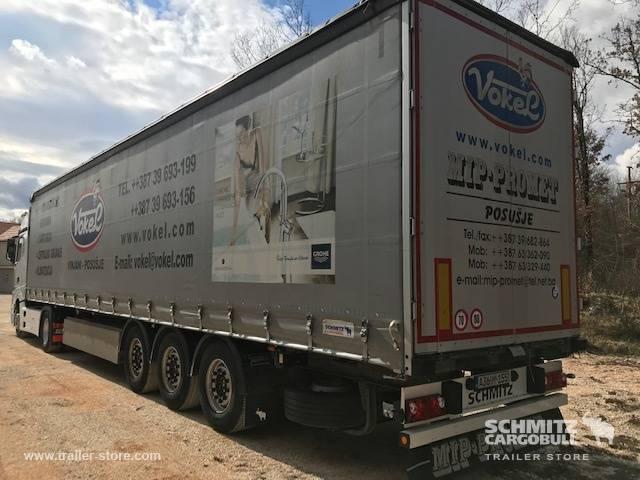 Schmitz Cargobull Semitrailer Curtainsider - 2014