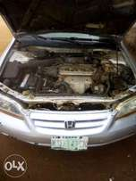 Honda baby boy,is in very good,gear is selecting smoothly, a c is cool