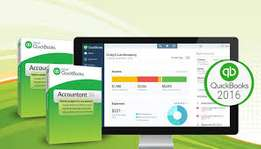 quickbooks pro,premier & enterprise UK and US latest with installation