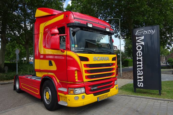 Scania G420 Highline - 2011