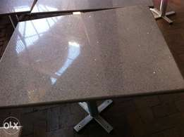 Table granite 700*900 Caeser stone glitter