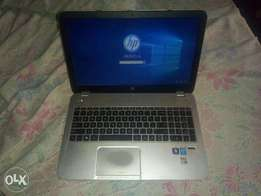 HP envy 15 core i7 laptop with 12g ram