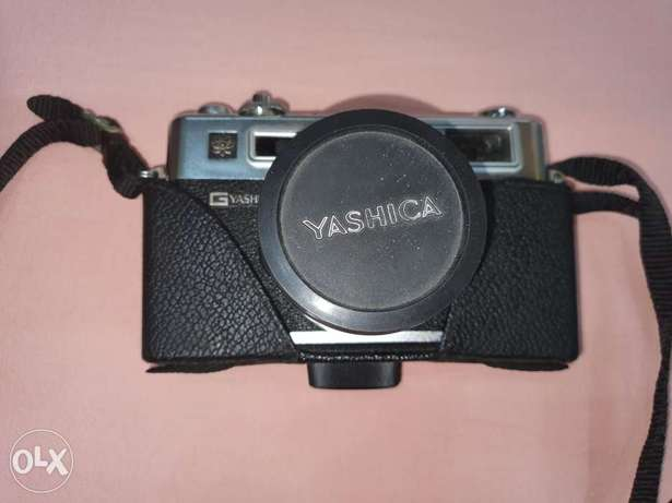 Yashica Elctro 35 GSN