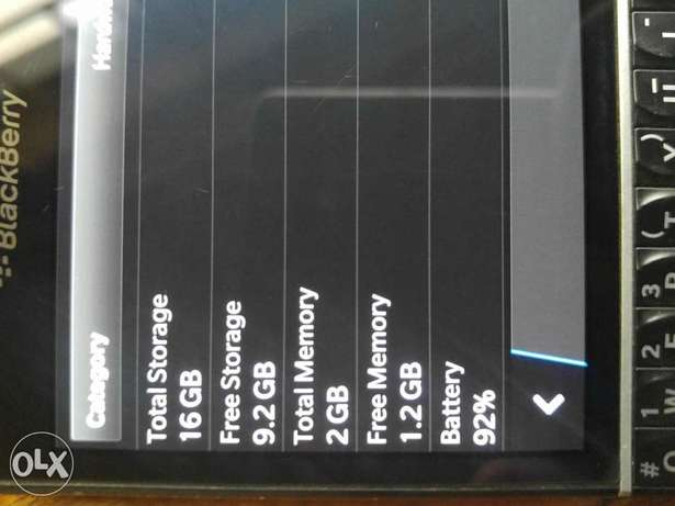 Clean BlackBerry Q10 working perfect  - image 2