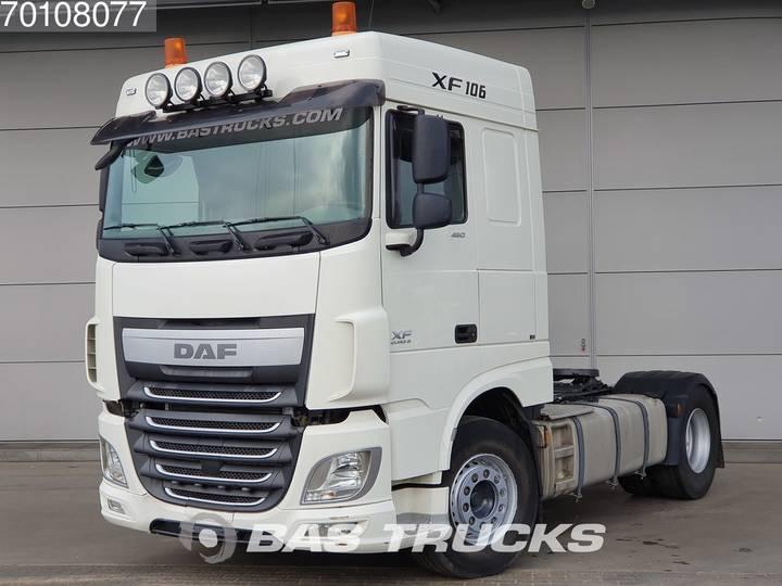 DAF XF 460 4X2 Euro 6 Hydraulic - 2014