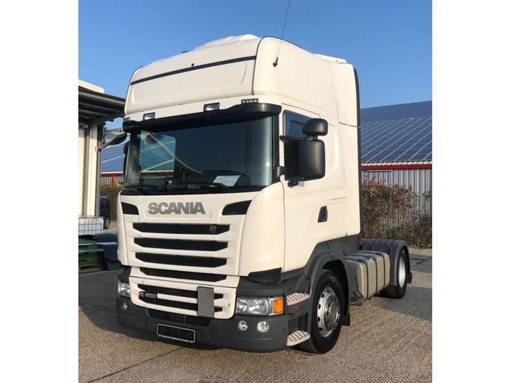 Scania R450 LA Topline / Leasing - 2015