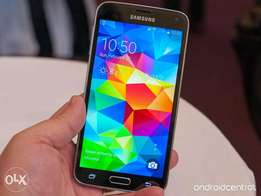 Samsung galaxy S5 om offer, 16mp camera,fingerprint