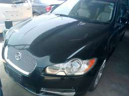 Jaguar metallic black kck