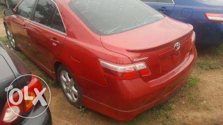 Toyota Camry 2009. Very Clean Leather Interior. 4 cylinders Ibadan South West - image 5