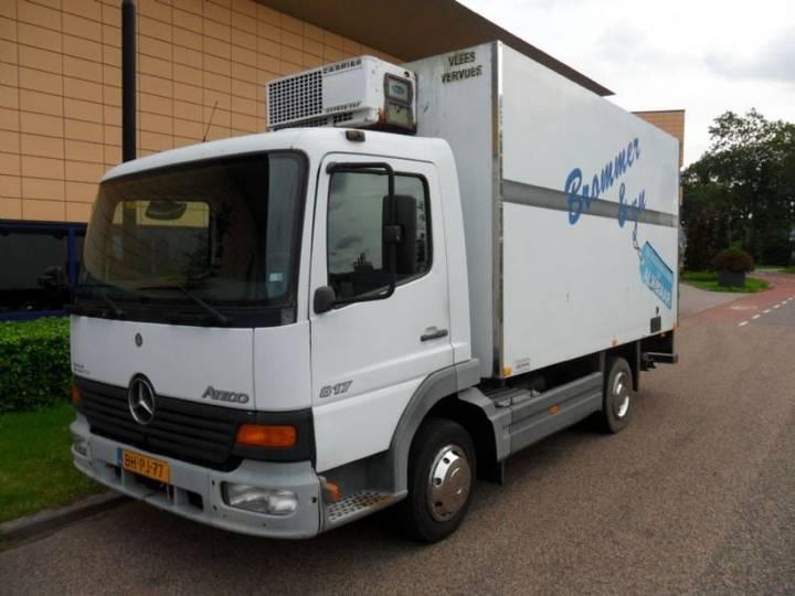 Mercedes-Benz Mercedes Atego 817, Vriesbak - 2000