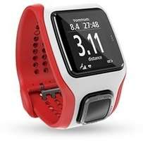 Tomtom Multisport Cardio Css + Am Red And Black