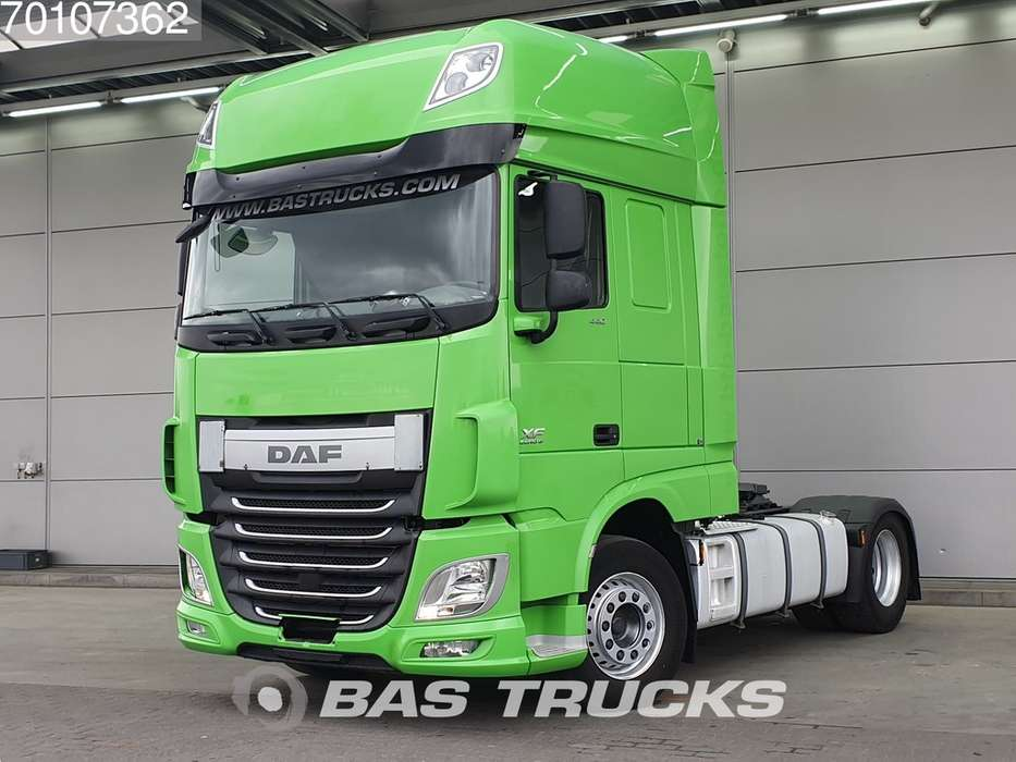 DAF XF 440 SSC 4X2 Euro 6 - 2014