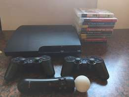PlayStation 3 500 Gb console (Price Negotiable)