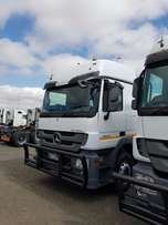 Mercedes Benz Actros 2644 With Hypoid Diff (2013 Model)