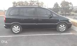 Special transport services available 7 seater