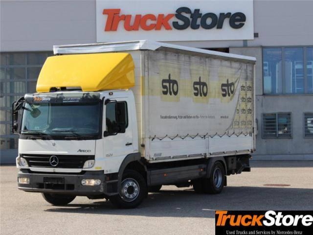 Mercedes-Benz Atego 1529 L - 2009