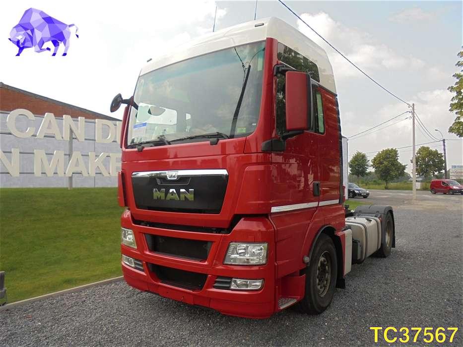 MAN TGX Euro 5 INTARDER - 2013