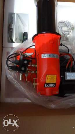Supply, installation and service of burners and its spares Land Mawe - image 1