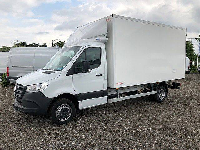 Mercedes-Benz Sprinter box isotherm+carrier xarios exbtw 42650 - 2019