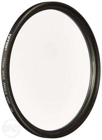 TIFFEN 77WIDUVP 77MM wide angle UV Protector Glass Filter