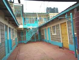 Apartment 40 by 80 feet plot for sale in Juja town_ 700 metres from Thika Super Highway. Close proximity to JKUAT university, Juja police