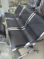 Office receptionist visitors chair