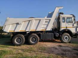 2635 powerliner ten cube tipper