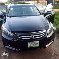 2008 honda accord upgraded to 2012 for quick sale