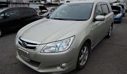 SALE! 2009 Subaru Exiga, 2000CC, 7 Seater, 4 Units to choose from