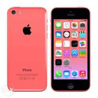 iphone 5c pink 8gb plus cover