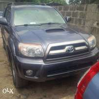Toyota 4Runner, 2007, Leather Seat. LIMITED. Very OK To Buy From GMI.