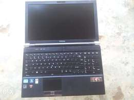 Toshiba UK 5th Generation used system. Corei7