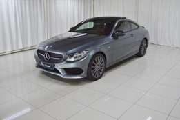 2016 MERCEDES-BENZ AMG C43 Coupe Tiptronic
