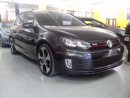 2012 Vw Golf VI 2.0 GTI TSI DSG with only 93,000kms!