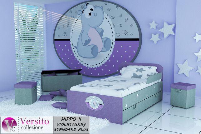 łóżko Dziecięce Z Materacem I Szufladądla Dziecka