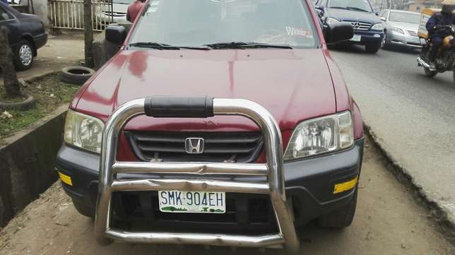 Nigerian used honda accord very clean first body Agege - image 2