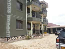 two bedroom apartments for rent Najjera 800k