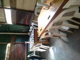 Pork butcher and restaurant on main road in Mpererwe for renting.