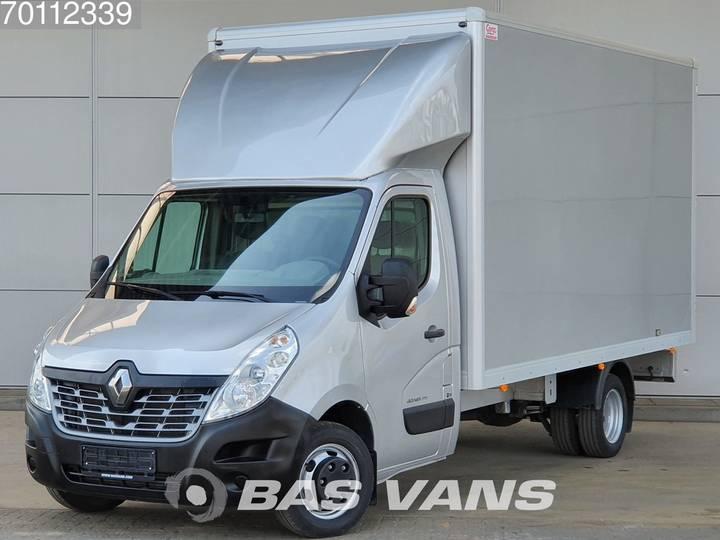 Renault Master 2.3 dCI 165pk Bakwagen Gesloten laadbak Navi Trekh... - 2015