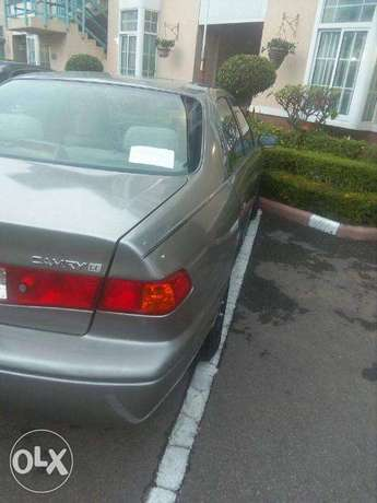 Clean Toyota Camry Envelop Abuja - image 4