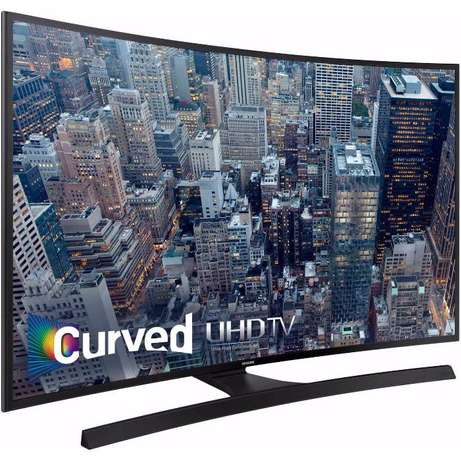 Samsung 55JU6600K Curved 55-Inch 4K Ultra HD Smart TV Nairobi CBD - image 1