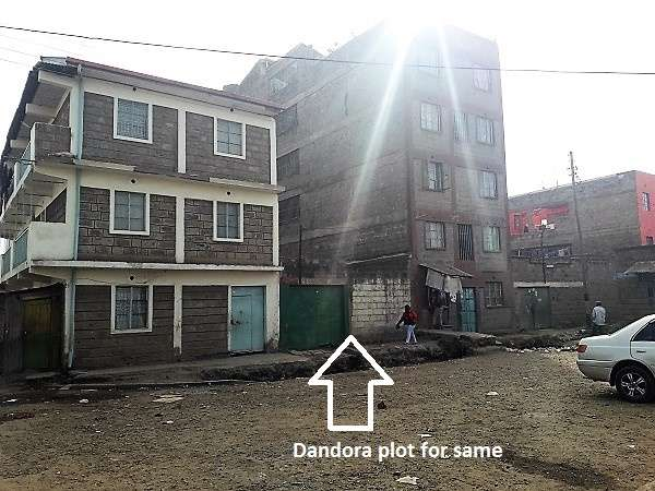 Selling house plot in Dandora Dandora - image 1